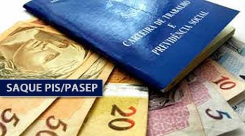 Saque PIS Pasep 2016